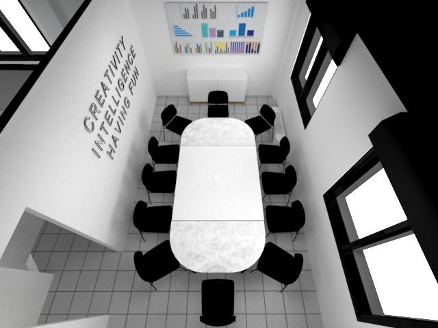 Sala Riunioni attrezzata per 10-12 persone a Como