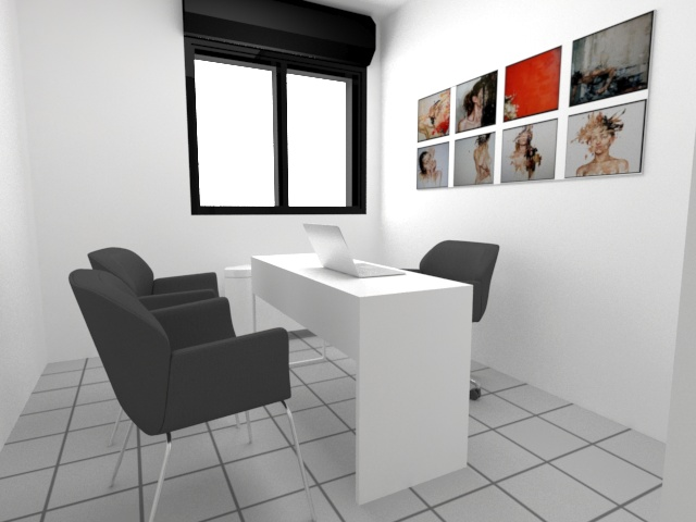 Affitto ufficio singolo a Como a 350€ al mese
